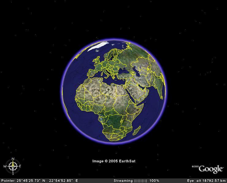 לווין גוגלג לאיתור כל כתובת בעולם
